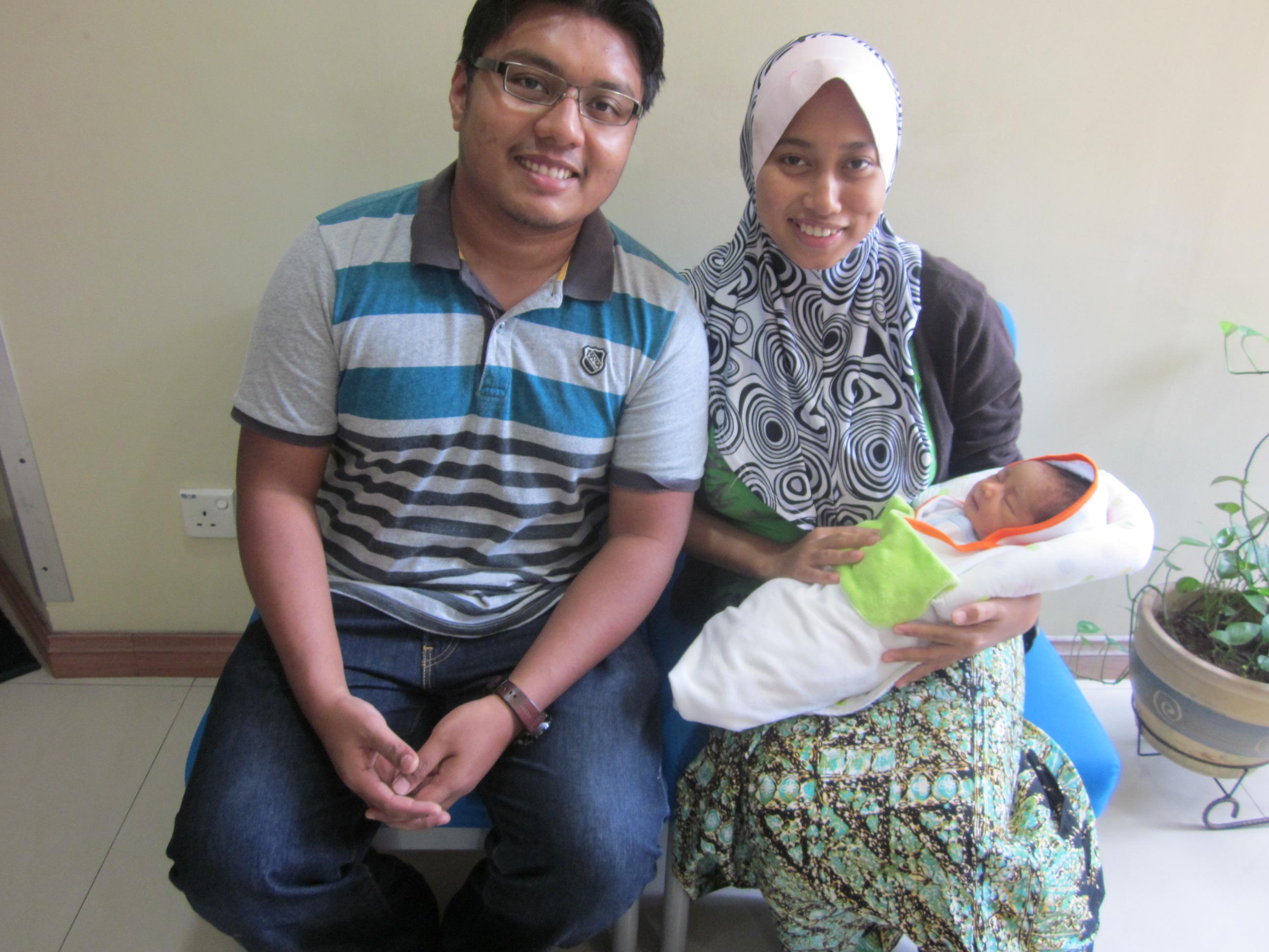 Khalidul & syamimi