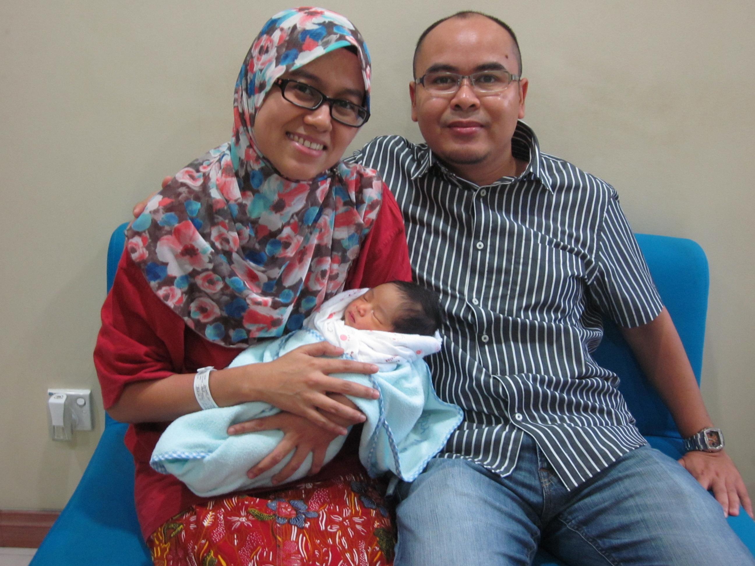 Zuraini & Abdul Rahman