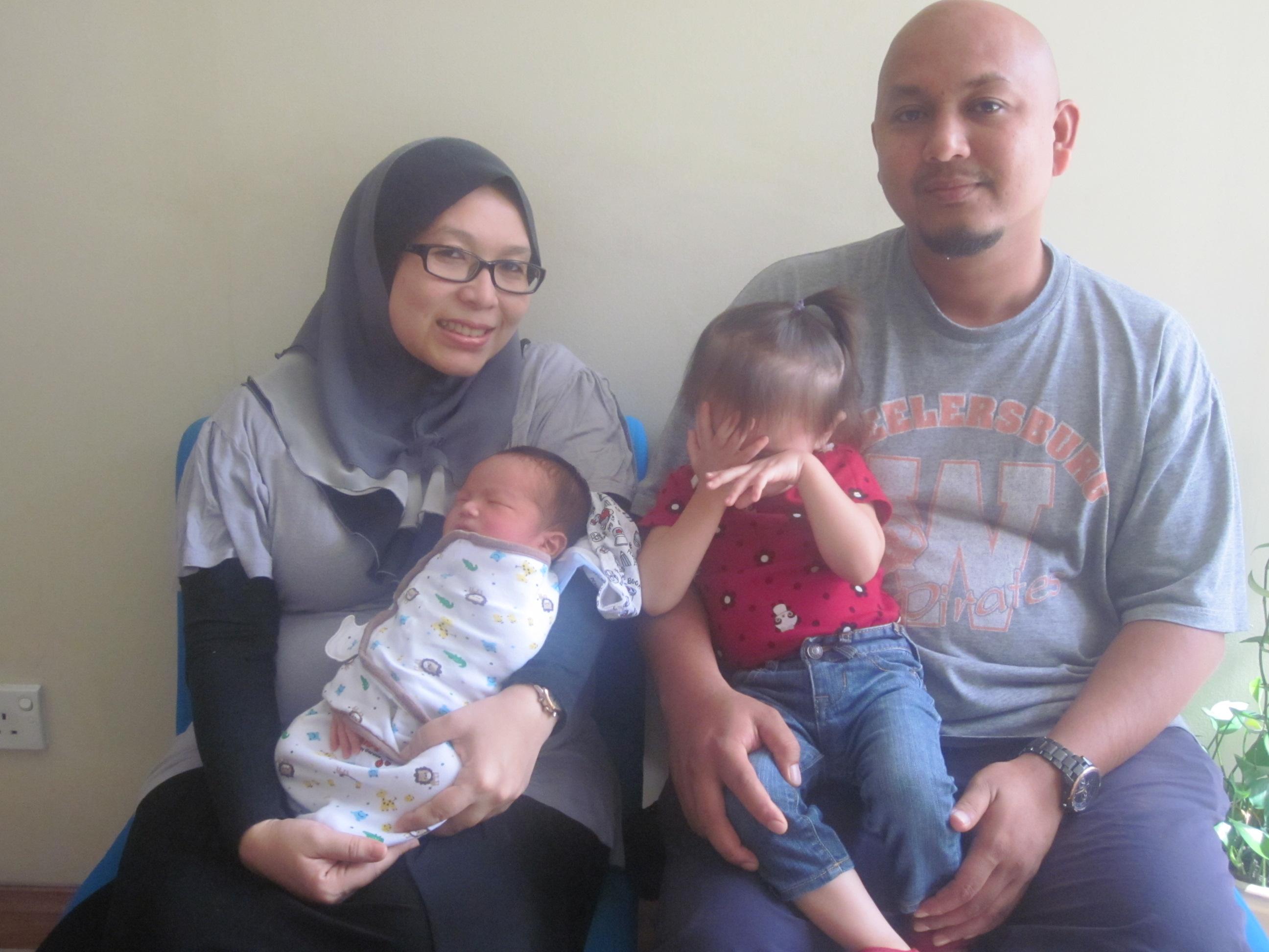 Syafizal & Junnaine