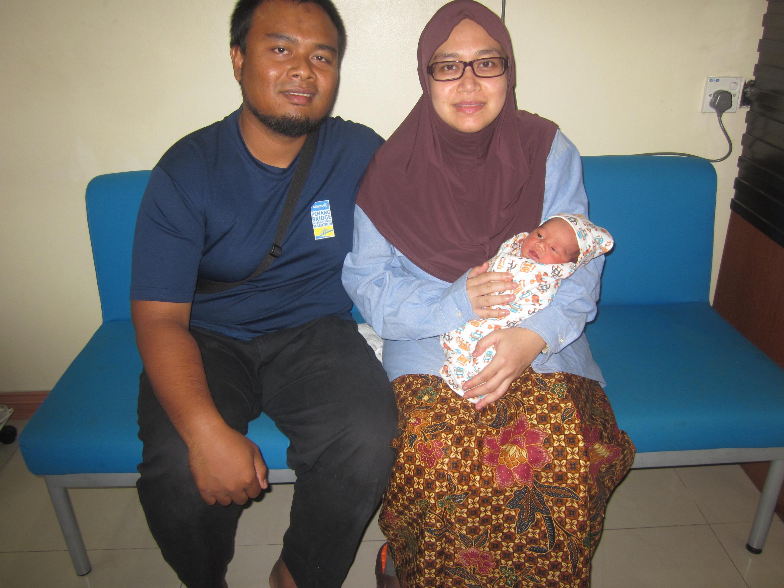 Ahmad Nazri & Siti Salwa