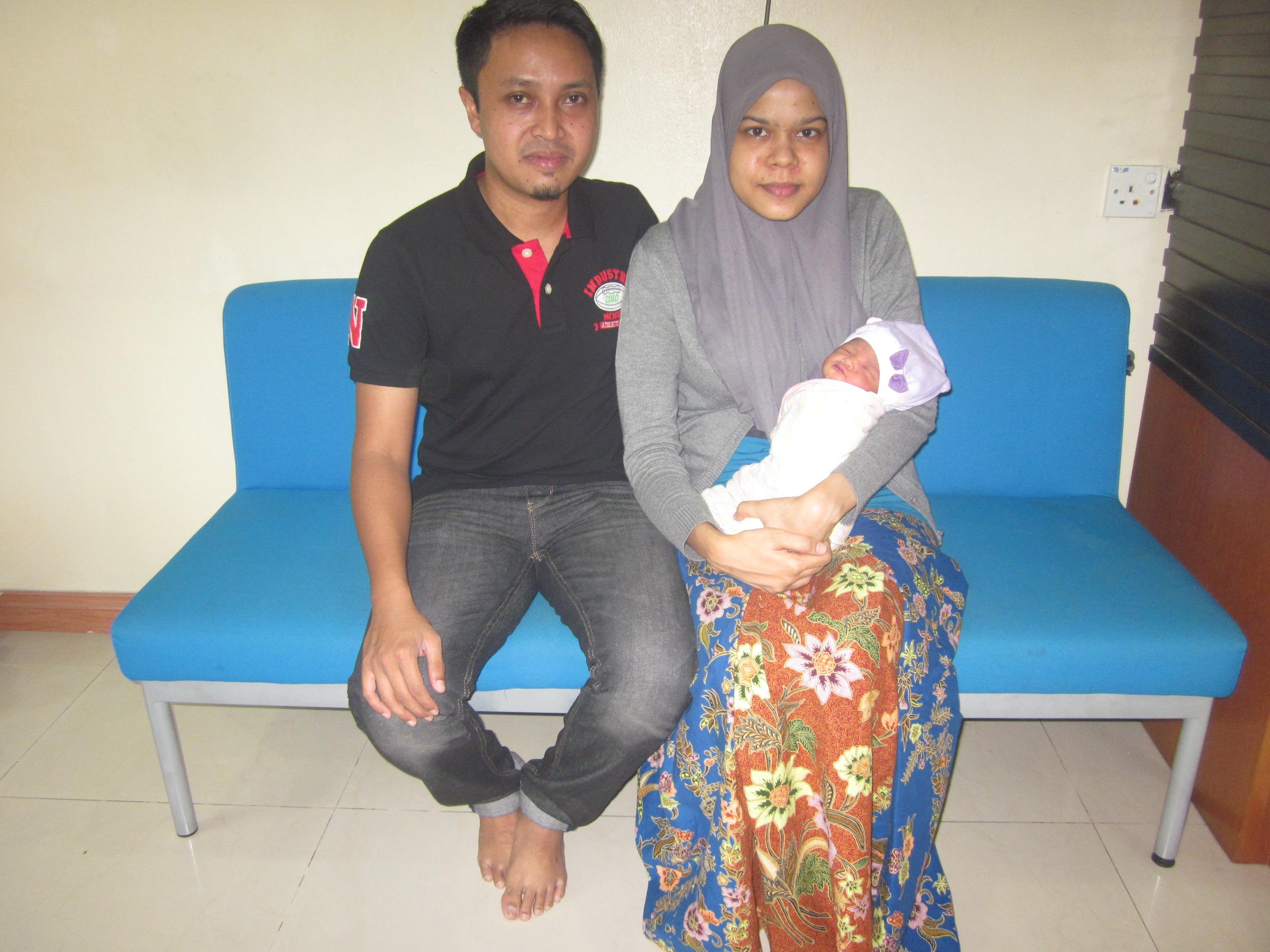 Mohd Lutfi & Salmah Masturah