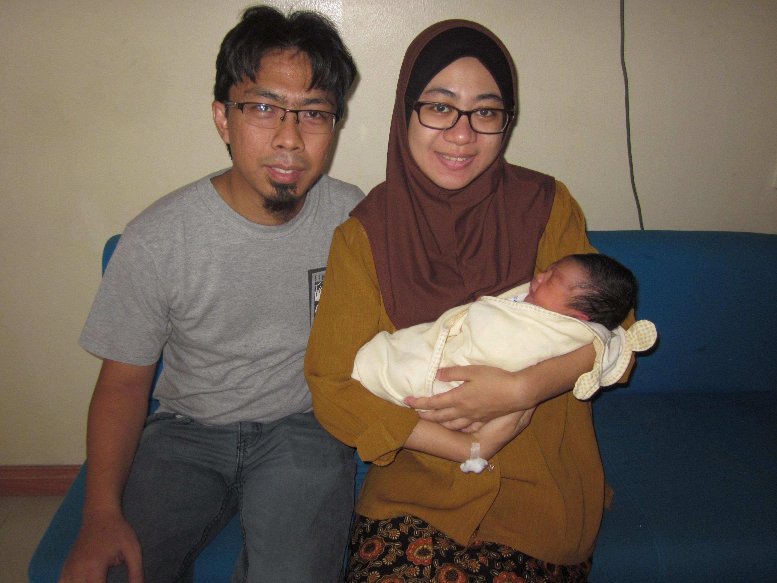 Mohd Aminuddin & Norjulia
